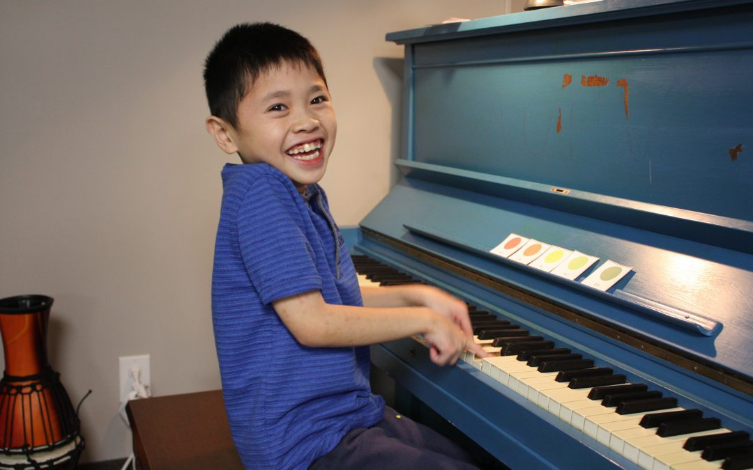 Teaching Music to Twice Exceptional Students